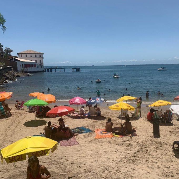 Praia do MAM