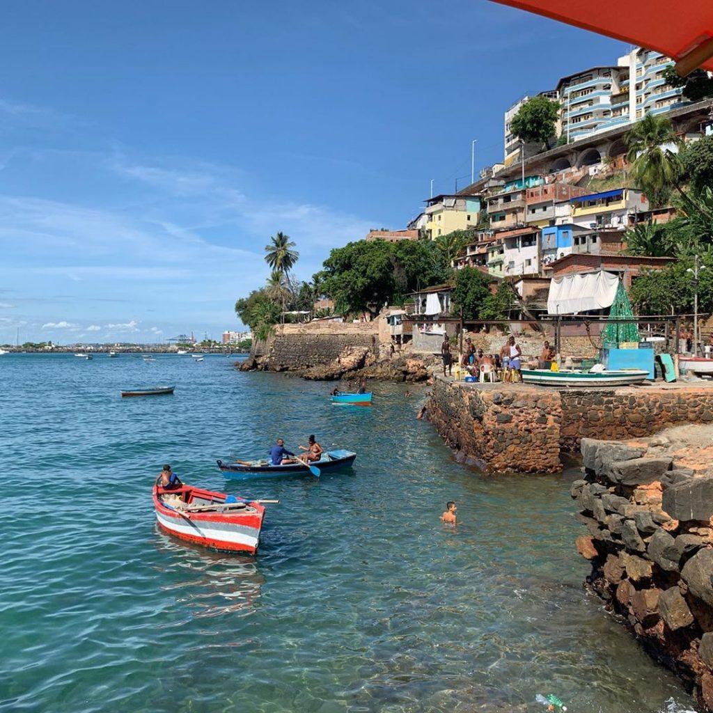 Praia da MAM