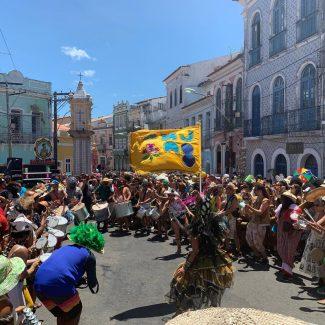 Bloquinhos no Pre Carnaval de Salvador
