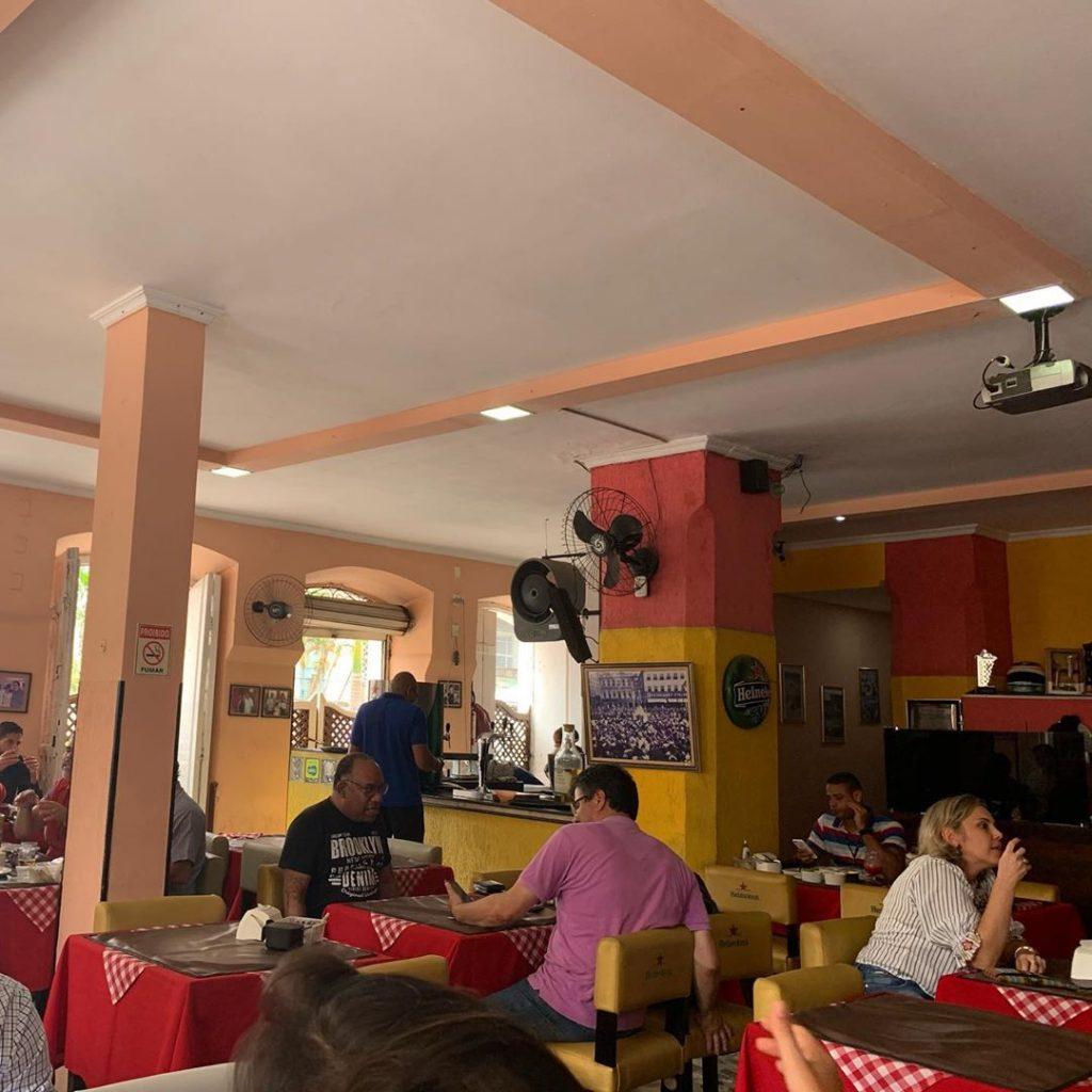 Restaurante mais antigo de Salvador