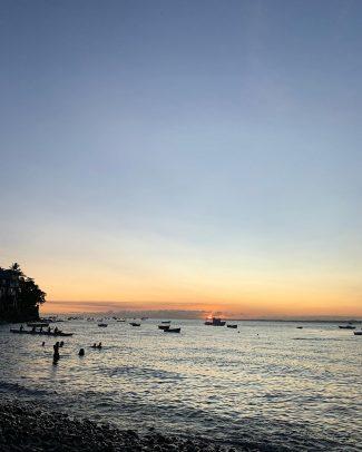 Praias urbanas de Salvador
