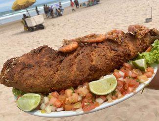 Beach Stop Ipitanga