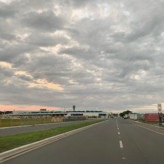 Aeroporto Salvador Pandemia