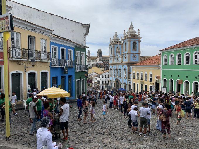 Salvador cidade perfeita