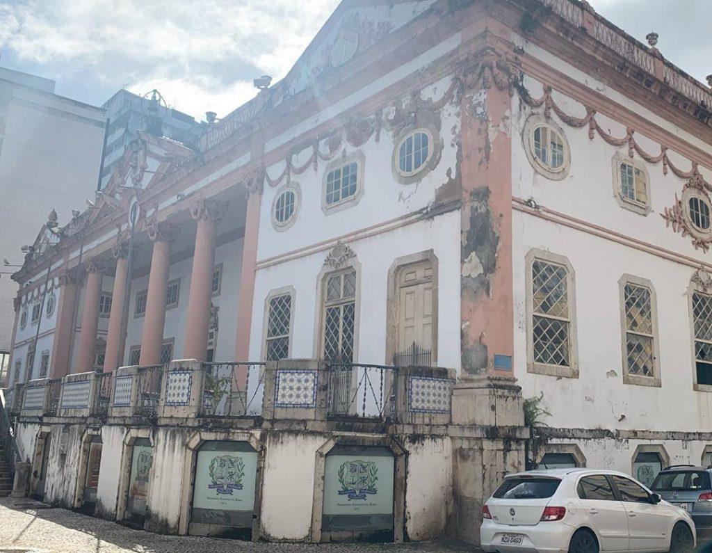 Associacao Comercial da Bahia