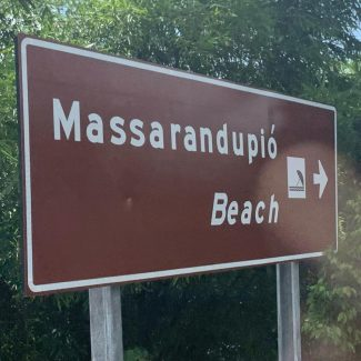 Massarandupio Praia Nudismo