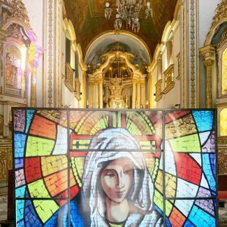 Igreja do Rosario Salvador