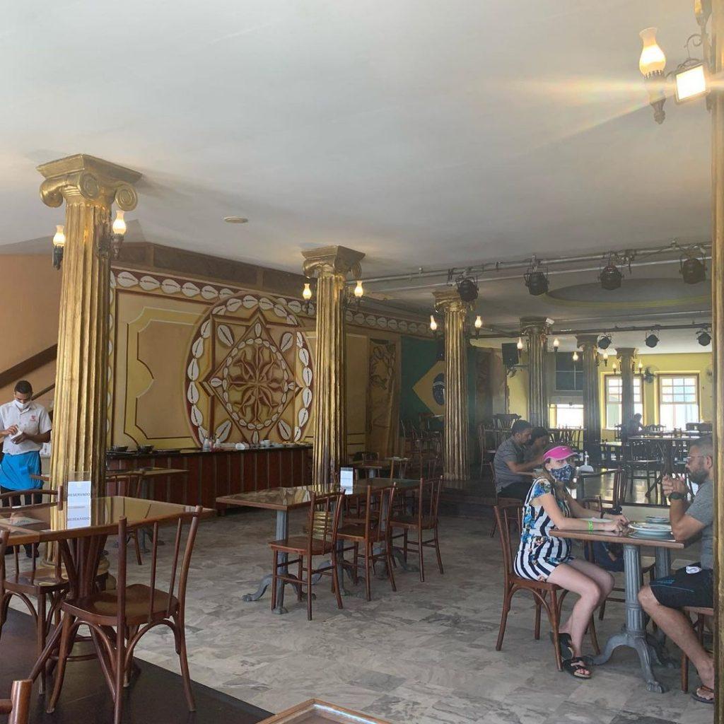 Restaurante O Coliseu