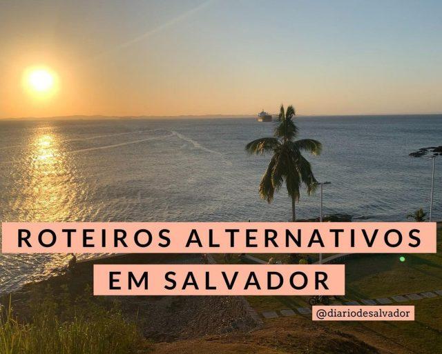 Roteiros alternativos Salvador