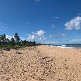 Praia de Cassange